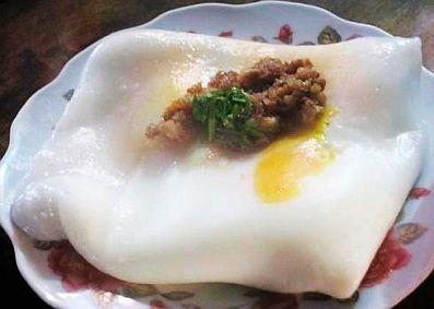 Bánh cuốn Lạng Sơn