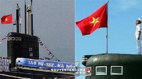 Năm công dụng của tàu ngầm Kilo Việt Nam