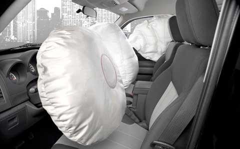 Vai trò của túi khí khi xảy ra tai nạn
