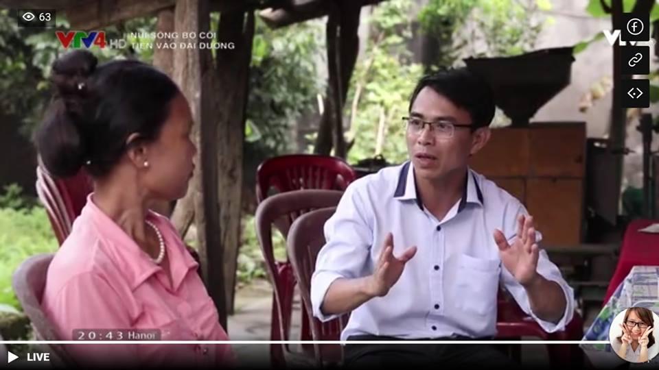 Triển khai các nghiên cứu để xây dựng mô hình kinh tế xanh tại xã đảo Việt Hải - VTV4