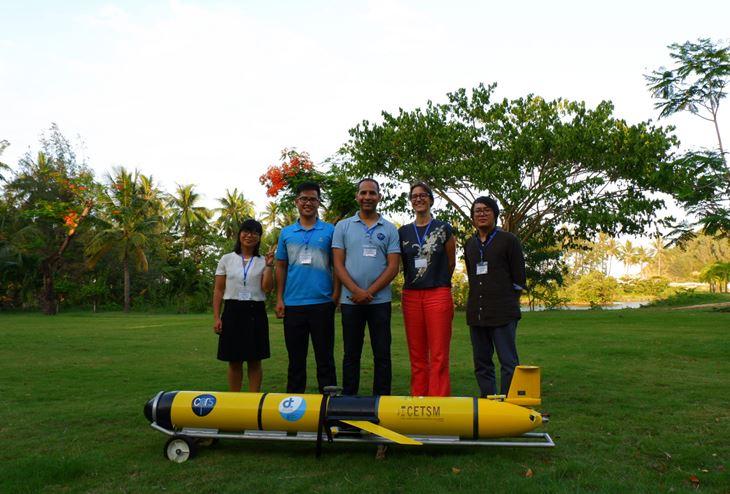 Tàu lượn biển (sea glider), chìa khóa nghiên cứu biển sâu