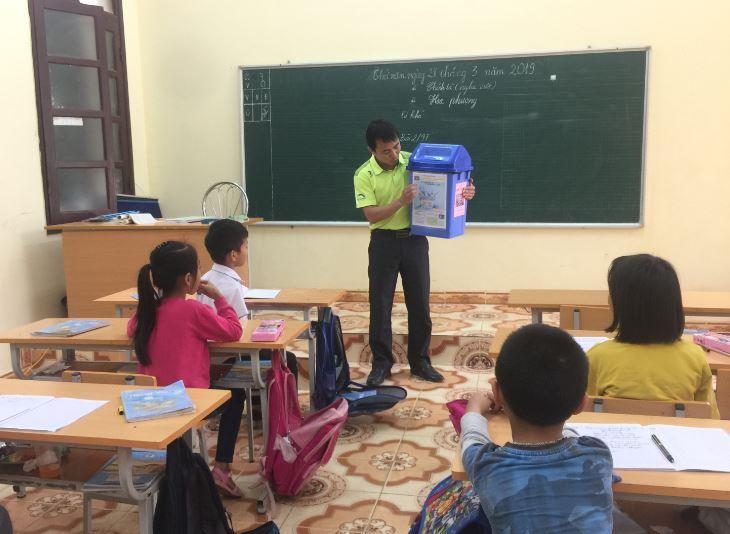 Triển khai mô hình kinh tế xanh tại xã đảo Việt Hải