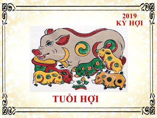 Chúc mừng năm Kỷ Hợi 2019