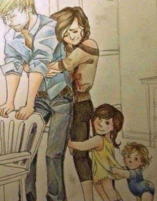 Gia đình là hậu phương vững chắc của người đàn ông